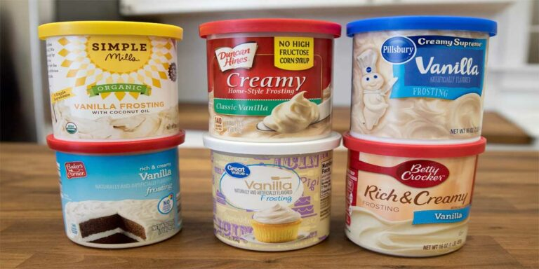 The Best Store Bough Cream Cheese Frosting