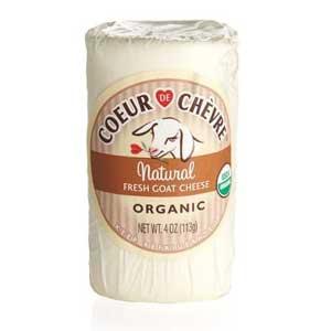 Montchevre Organic Goat Cheese Plain