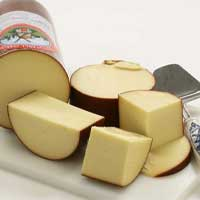 Premium 555 Smoked Gouda Cheese