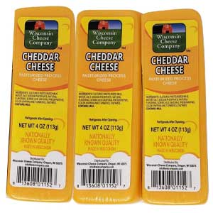 Sharp Cheddar Cheese from Wisconsin Cheese Company